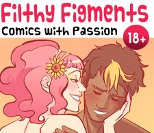 Filthy Figments MATURE COMICS