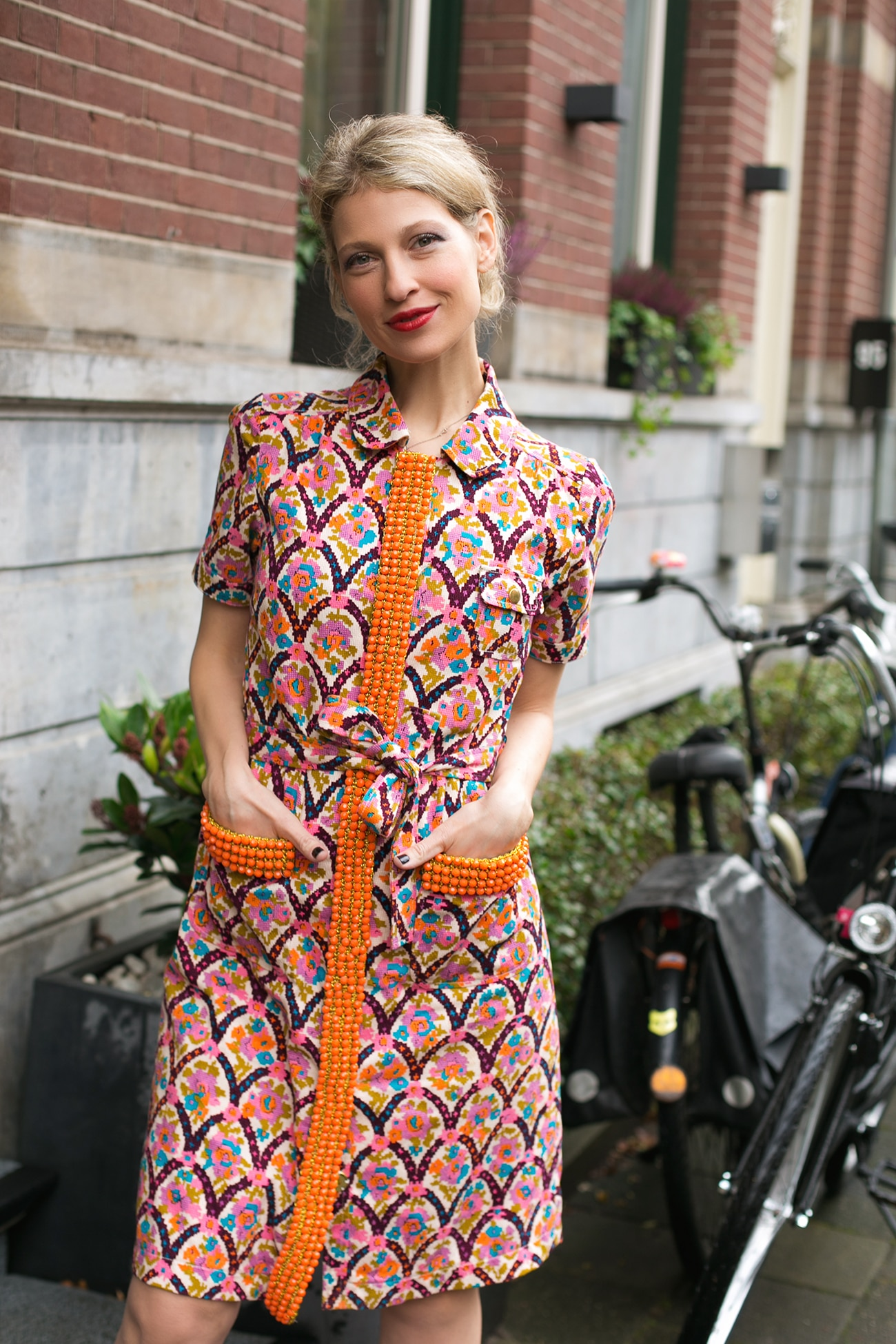 Victoria Onken sustainable fashion blogger