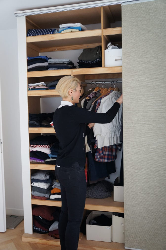 Anna, the personal shopper from The Panachery