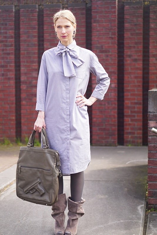 Milla&James_Serena_Cotton_Bow_Shirt_Dress–Baby_Grey