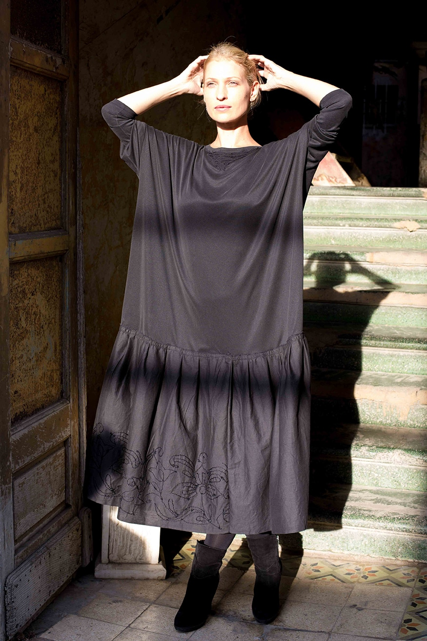 amazing oversized dress by Repelle