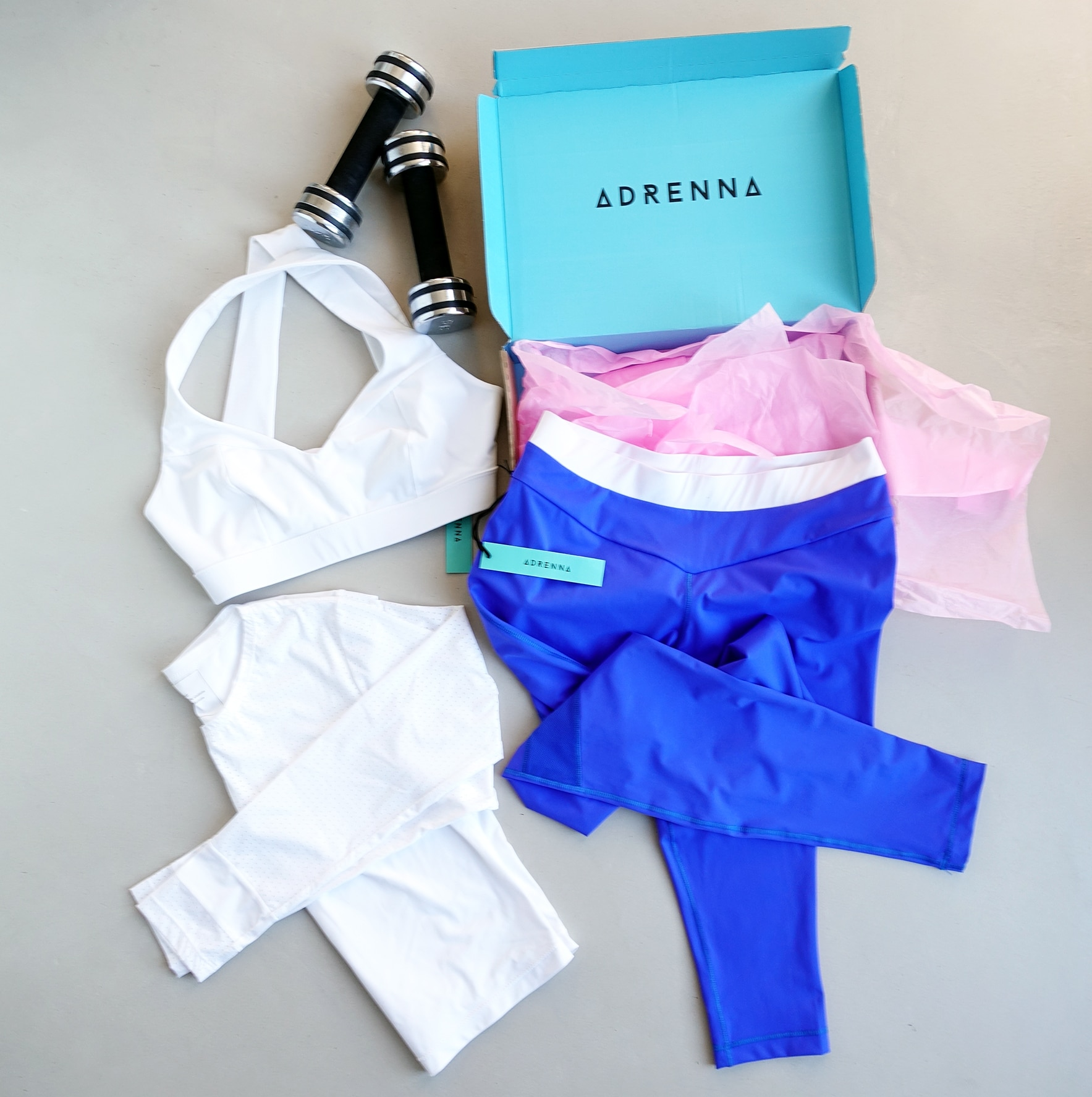 NEW DISCOVERY: A SUSTAINABLE SPORTSWEAR BRAND, ADRENNA