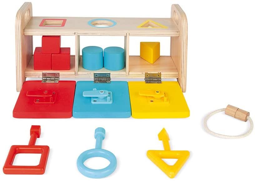 Box with Keys
