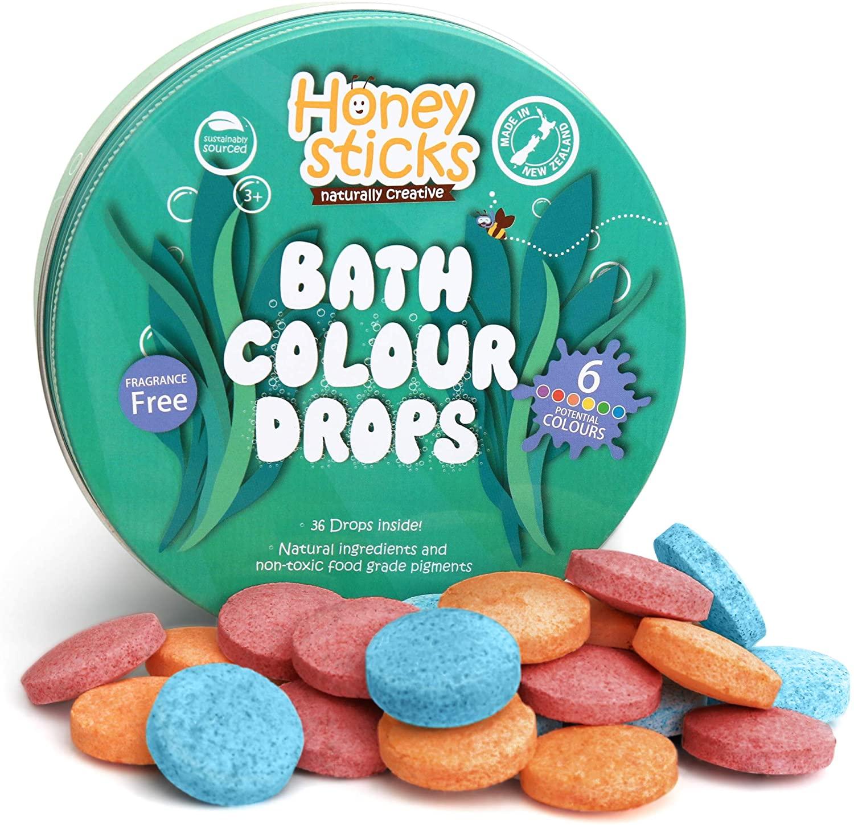 Bath Color Tablets