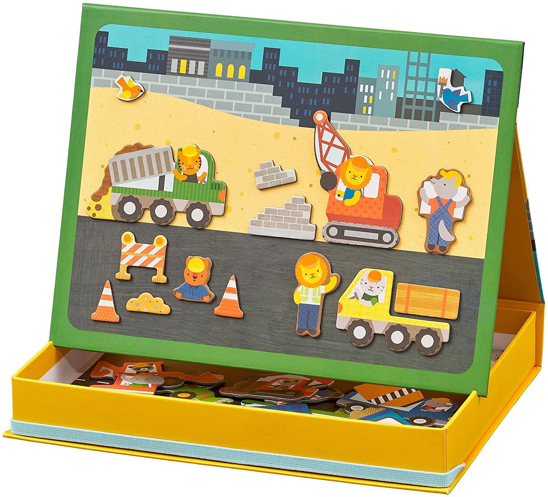 Construction Magnet Set