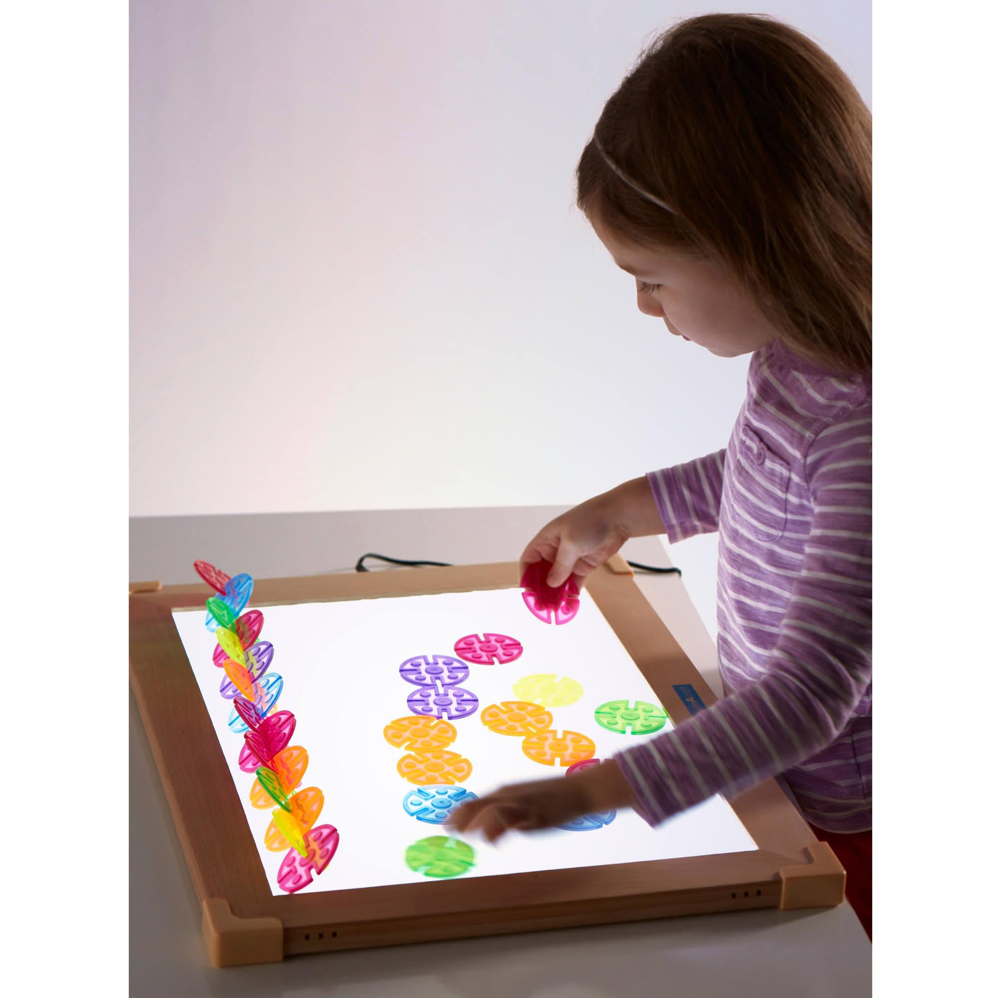 Wood Light Tablet