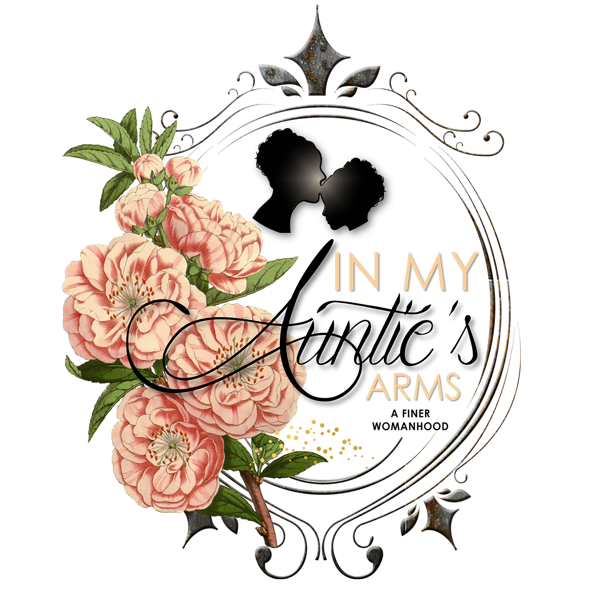 In My Auntie's Arms Logo FINAL