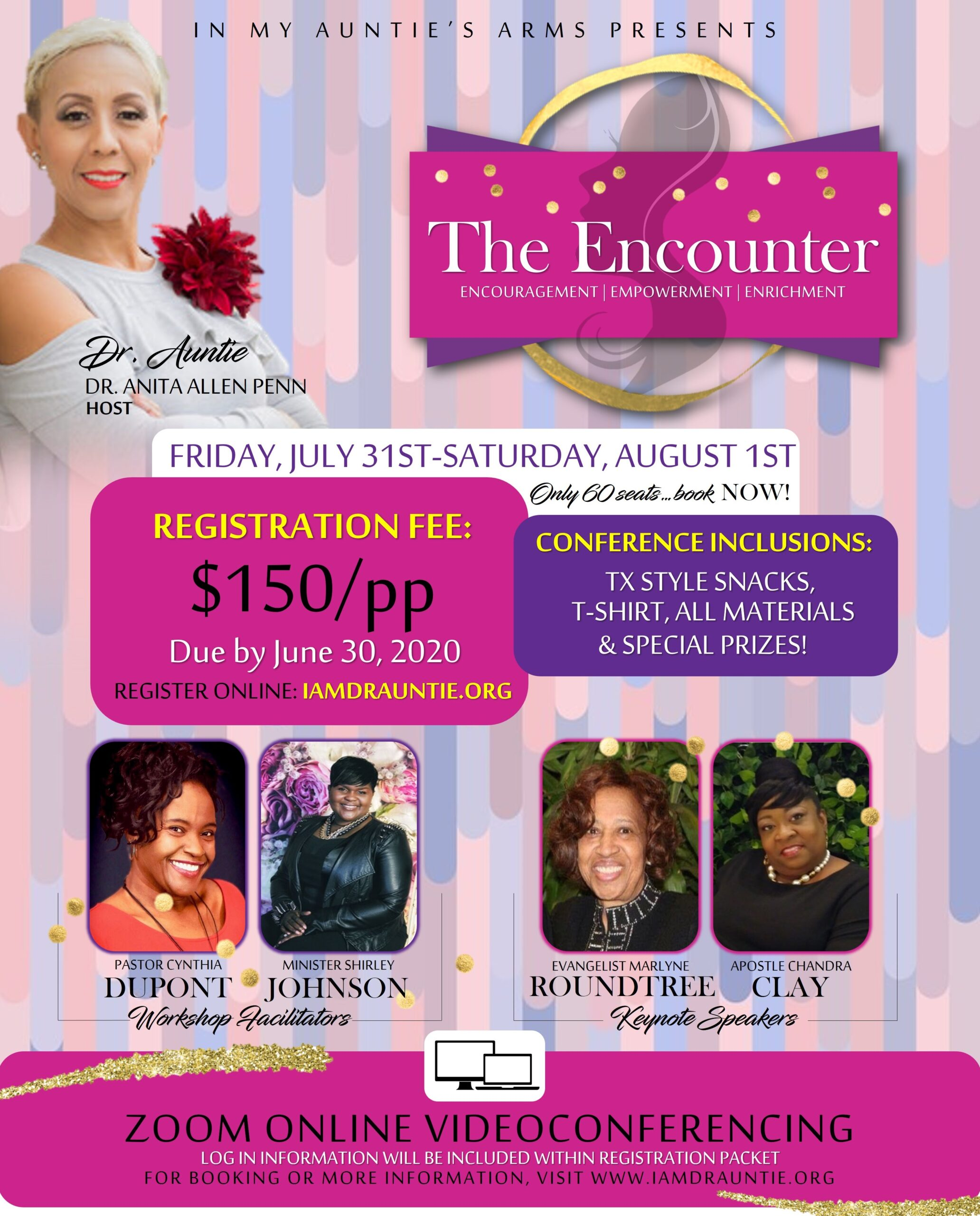 The Encounter Official Flyer REVISED