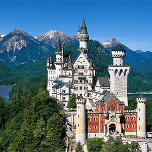 Neuschwanstein Castle Bavaria, Germany