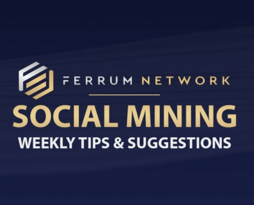 - 1 lSWa3XCqbvi0q ciRbAMoQ 495x400 - Social Mining weekly summary and suggestions – October 1, 2019