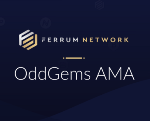 - 1 X1w v zJNWYm5aNGoeOs9Q 495x400 - Here is a recap of the recent AMA conducted by OddGems with our COO Ian Friend for those of you…