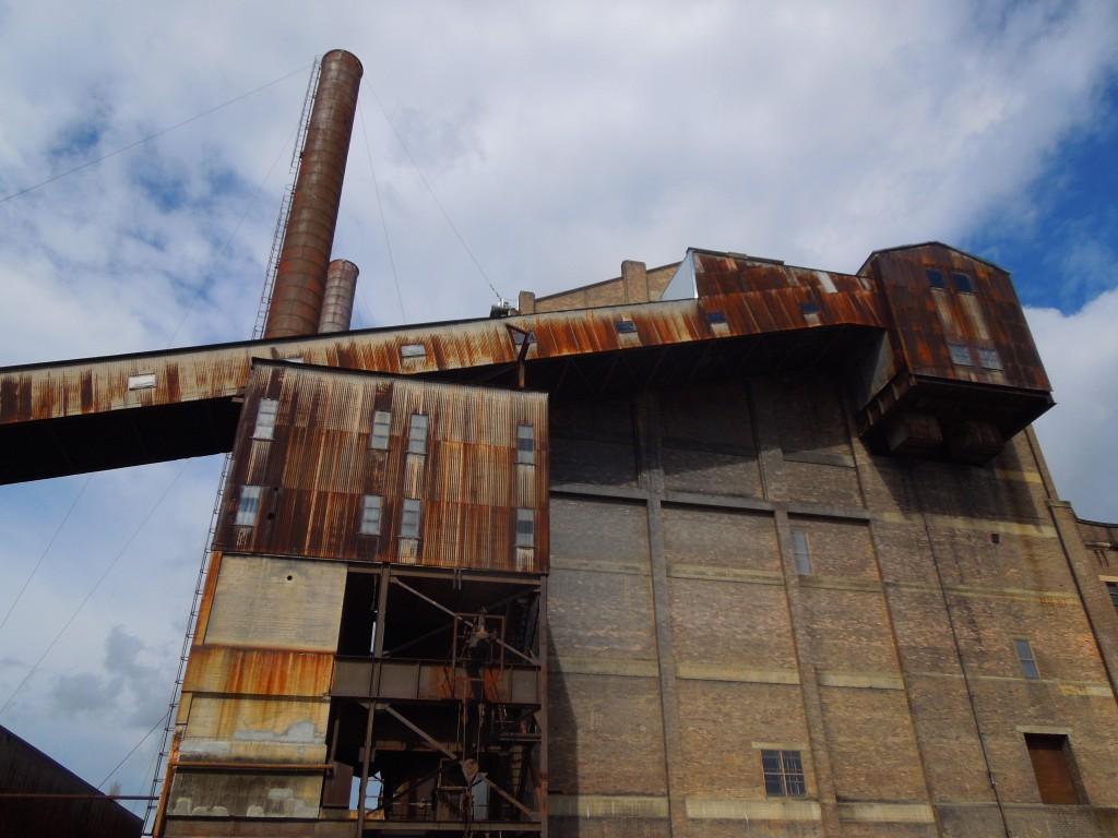 White Bay Power Station, 2015. Photo by Ian Hoskins