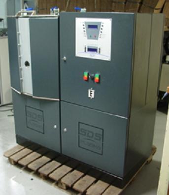 Reator de Nitretação de Pequeno Porte