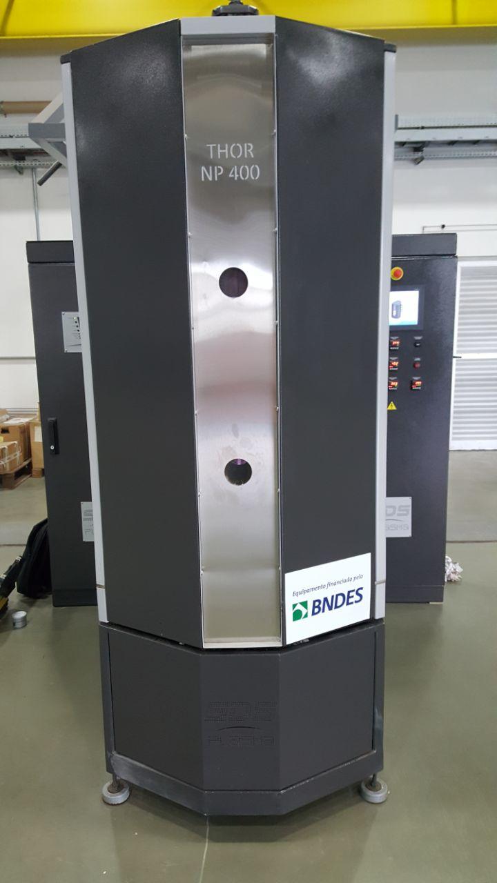 Reator de Nitretação SDS