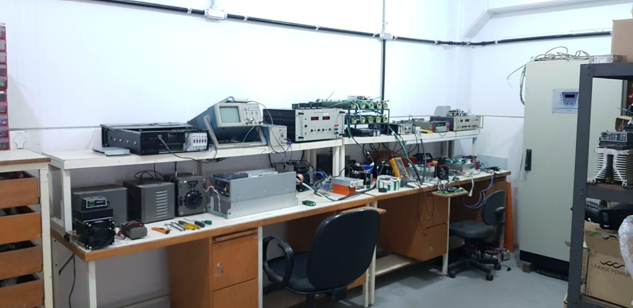Laboratório de Eletônica