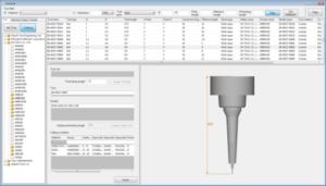 Tooling DataBase
