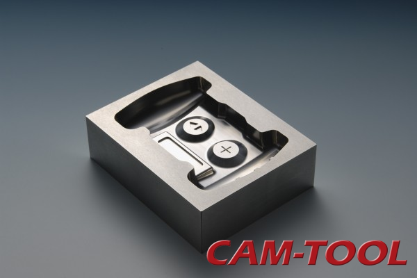 Controller Milled with High-Speed CNC Machine