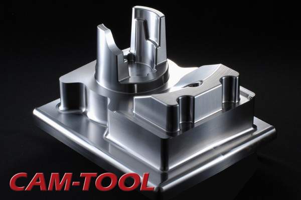 Def Carrier Mold Milled with High-Speed CNC Machine