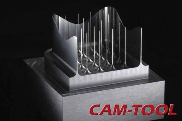 Pinholder Milled with High-Speed CNC Machine
