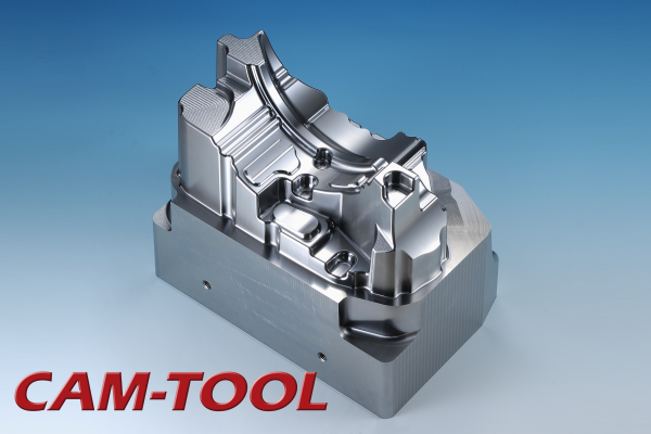 Gear Case Milled with High-Speed CNC Machine
