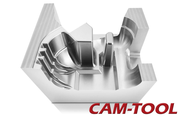 Car Part Mold Milled with High-Speed CNC Machine