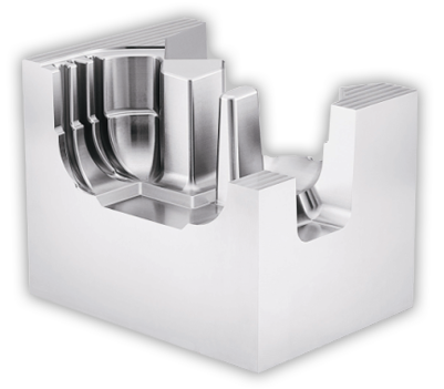 High Speed CNC Milling Sample 2