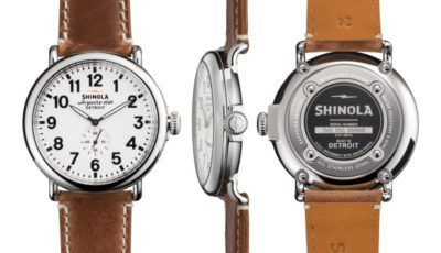 Shinola Runwell Battery