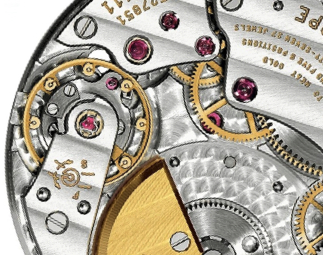 quartz watch movement