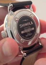 shinola watch repair