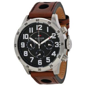 hilfiger watch battery replacement