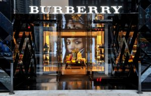 burberry watch store