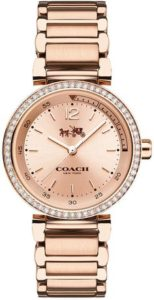 coach watch glass repair