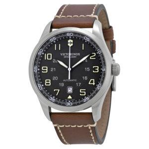 victorinox watch glass repair