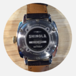 shinola battery change