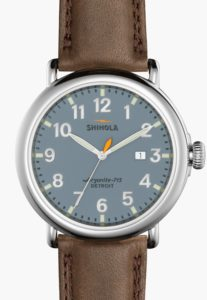 shinola runwell battery change