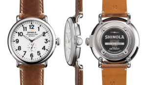 shinola unwell battery replacement