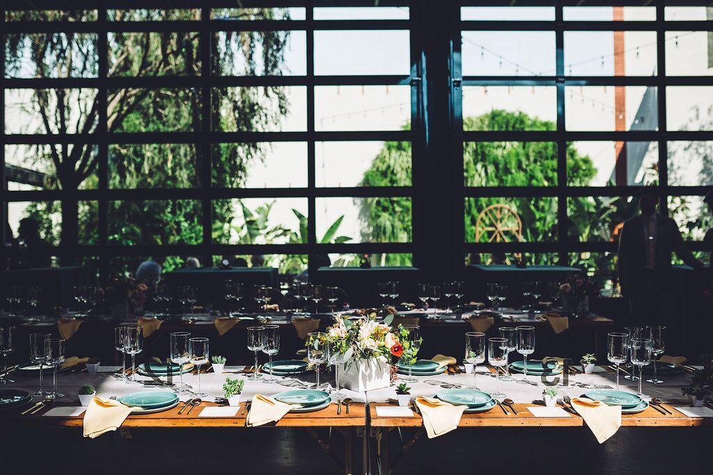 milwick, wedding rentals, premiere, modern, vibrant modern wedding, wedding
