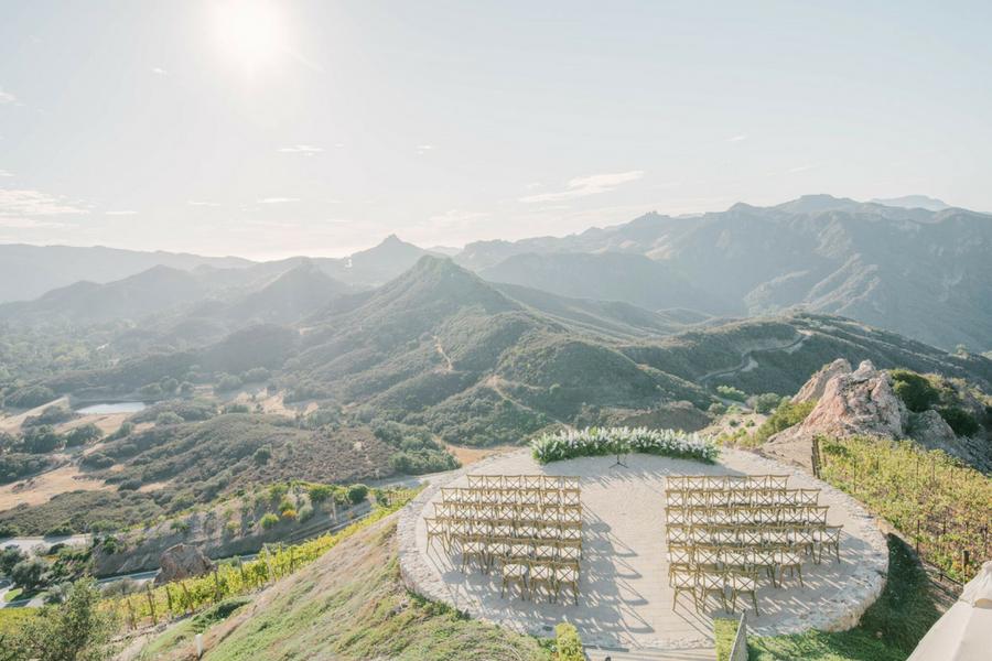 Malibu Rocky Oaks Wedding.Stunning Malibu Rocky Oaks Wedding Premiere Party Rents Blog