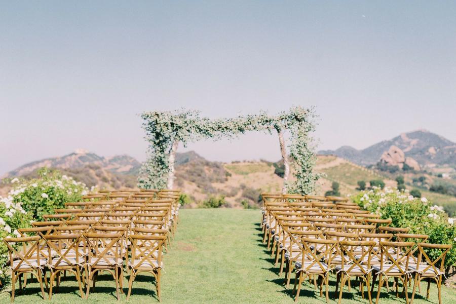 Saddlerock Ranch Wedding.Blushing Saddlerock Ranch Wedding On Style Me Pretty Premiere