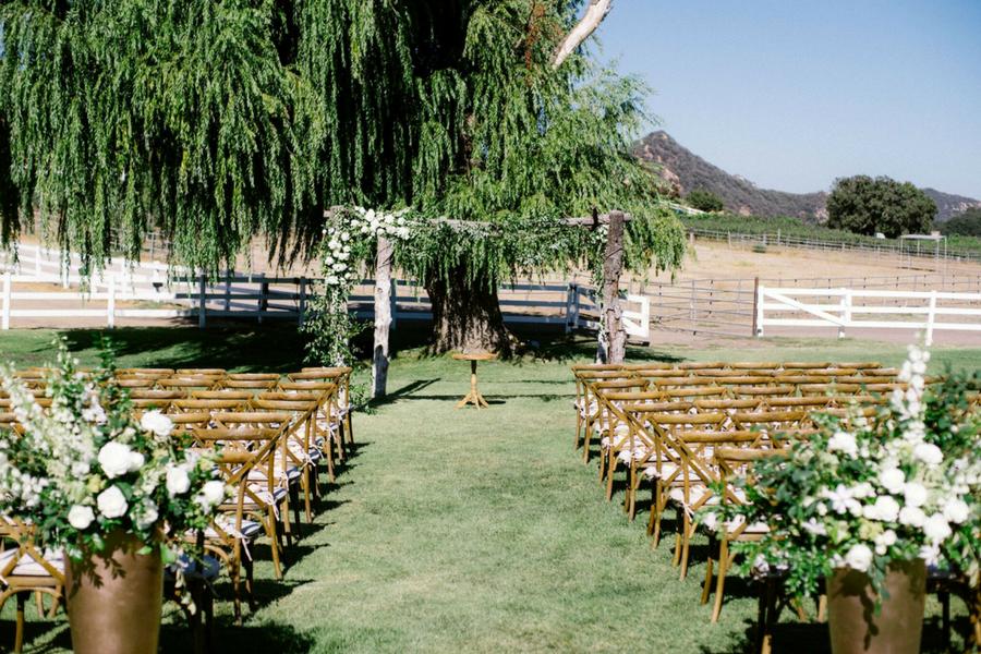Saddlerock Ranch Wedding.Whimsical Saddlerock Ranch Wedding Premiere Party Rents Blog
