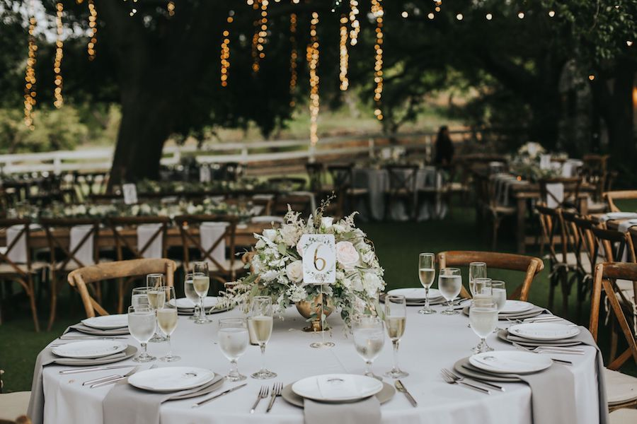 Saddlerock Ranch Wedding.Chic Saddlerock Ranch Wedding Premiere Party Rents