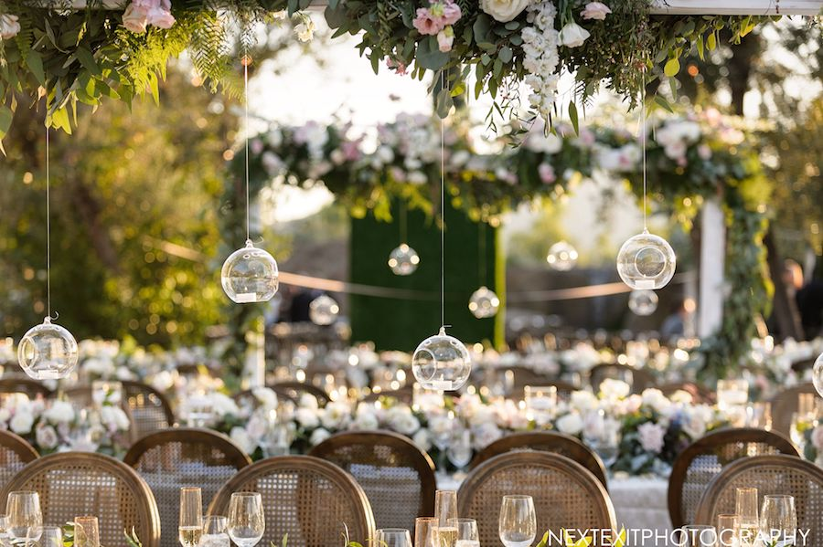 Modern French Countryside Wedding