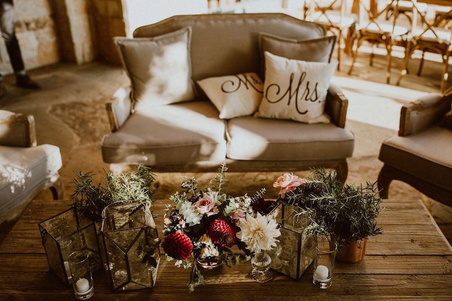 Rustic Malibu Rocky Oaks Wedding1