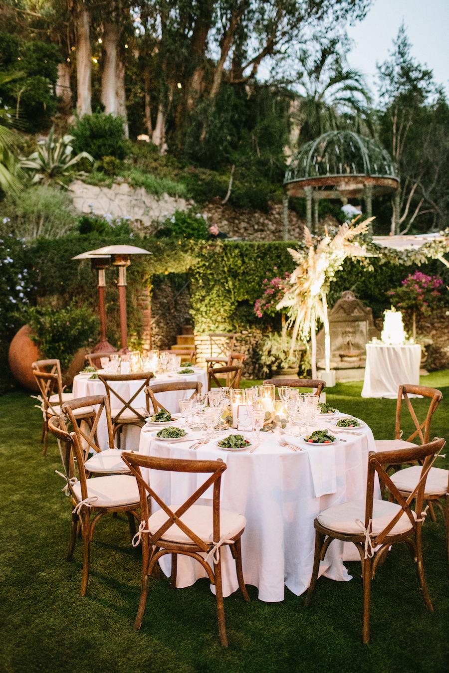 wedding rentals, bohemian wedding, yvonne wolf, houdini estate, los angeles wedding, insider weddings, luxury wedding