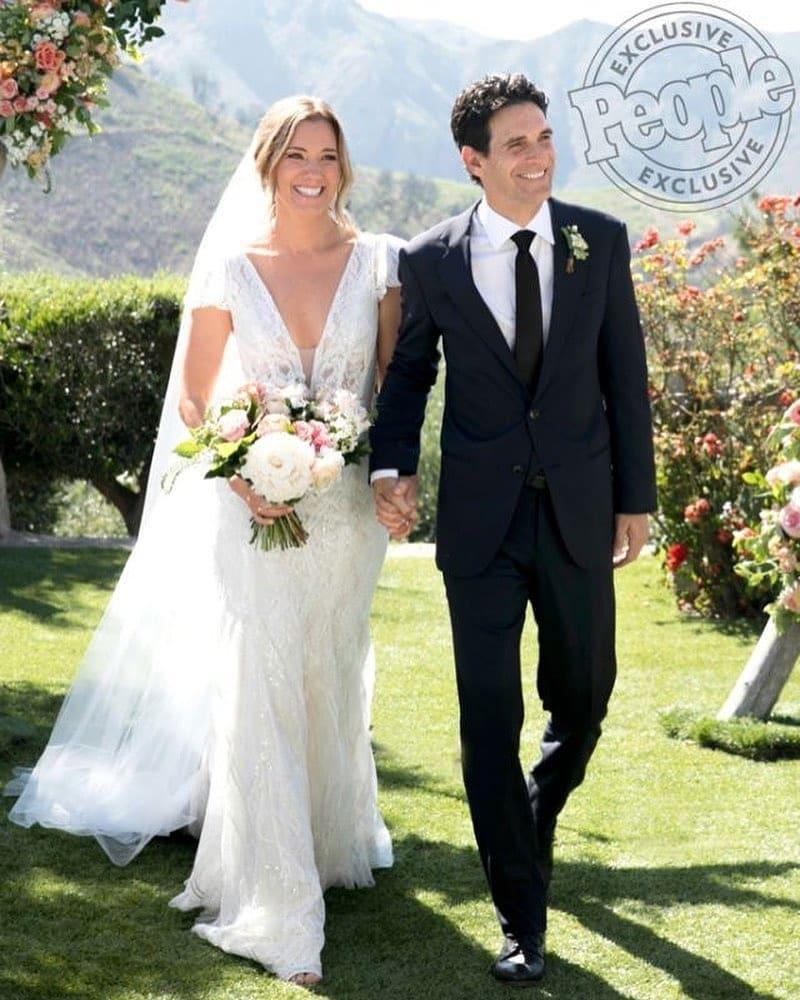 cielo farms, malibu wedding, celebrity wedding, carly craig, malibu wedding, premiere party rents, wedding rentals