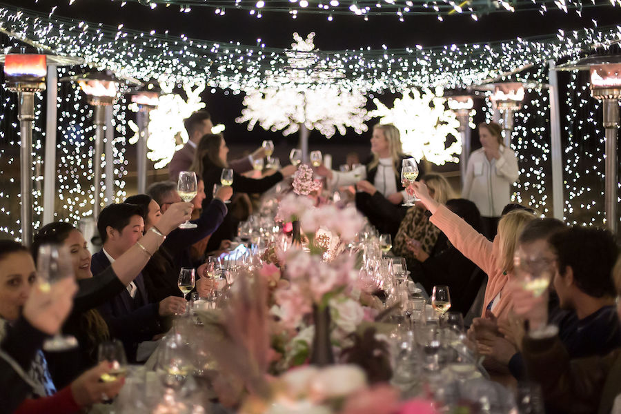 whimsical beachside wedding, wedding inspiration, jonathan beach club, premiere, premiere party rents, premiere party rents products, rentals, los angeles rentals, ventura rentals, party rentals, wedding rentals