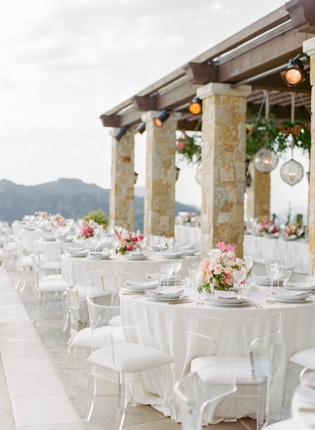 malibu rocky oaks, malibu wedding, rentals, party rentals, wedding rentals, martha stewart weddings