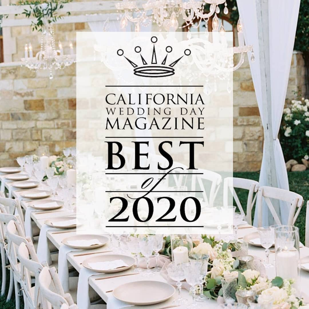 California Wedding Day, Best of, California Wedding Day Best of Awards, California Wedding Day Best of, Rentals, Wedding Rentals, Los Angeles rentals, LA rentals,