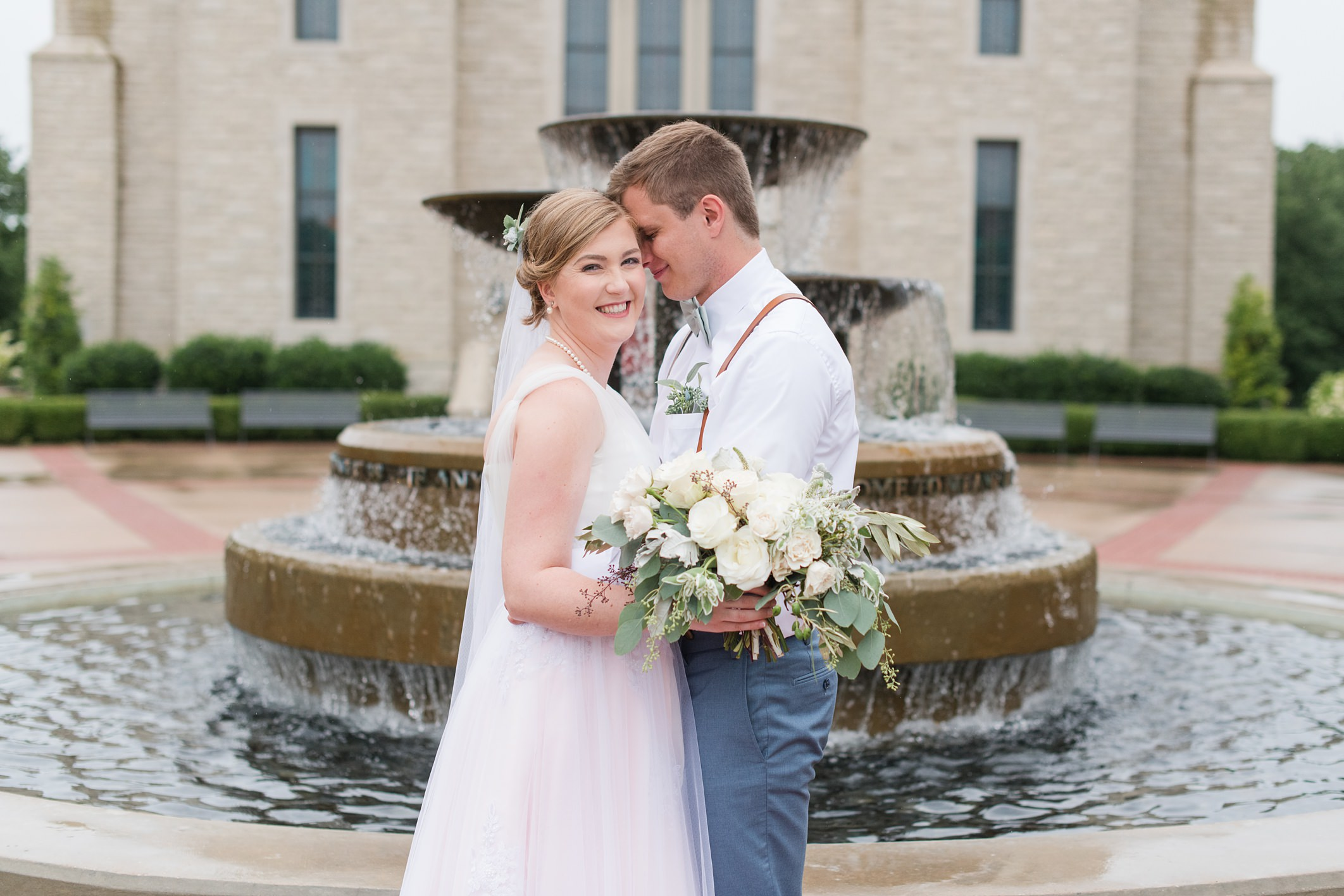 Josh + Mallory Wedding in Siloam Springs, AR