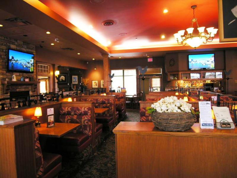 Franchised Home Style Restaurant in Central Alberta For Sale
